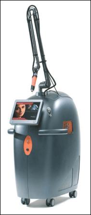 qスイッチYAGレーザー,Qスイッチルビーレーザーを搭載した機器です。